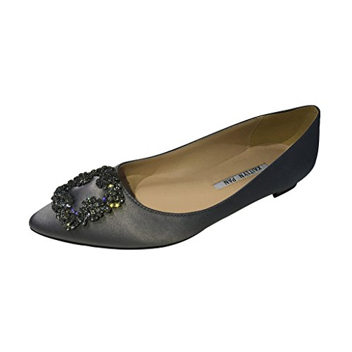 kaitlyn-pan-hangisi-style-satin-wedding-bridal-jeweled-flats