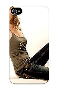 New 0c8a9213247 Erin Sanders Tpu Cover Case For Iphone 4/4s - Best Gift Choice For Christmas