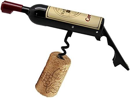 Vin Bouquet FID 313 - Sacacorchos Botella de Vino, Sacacorchos Camarero, diseño Original