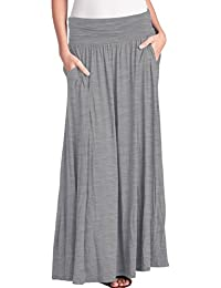 Amazon.com: Grey - Skirts / Clothing: Clothing, Shoes & Jewelry