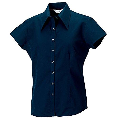 marino Absab Ltd Blusa azul mujer para FwOpqB