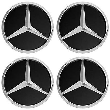Mercedes Benz Accessories >> Amazon Com Motorup America Wheel Center Cap For Mercedes Benz