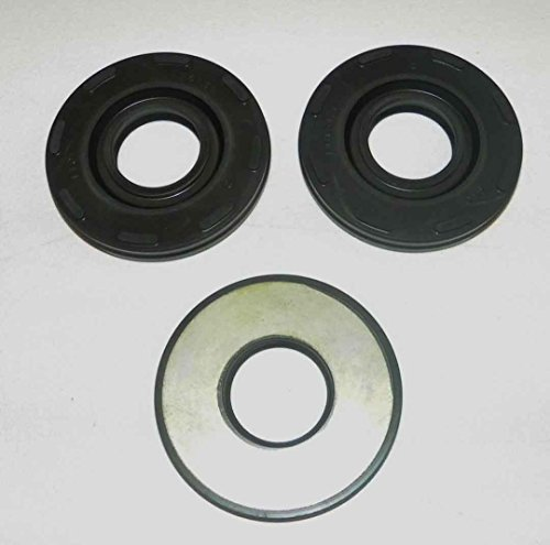 Kawasaki Outer Crankshaft Oil Seal Kit Model 650/750/800 All years WSM 009-901T OEM# 92049-3705,92049-3706 by Pwc Engine (Image #1)