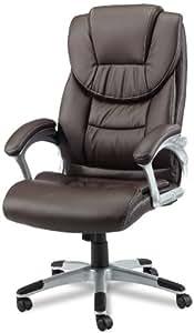 Amstyle madrid sill n de oficina de piel sint tica for Oficinas amazon madrid
