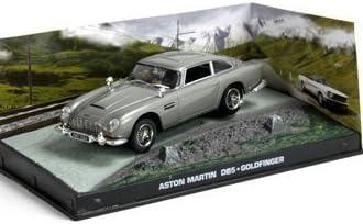 Aston Martin db5 Goldfinger la-Cast listo modelo escala 1:43