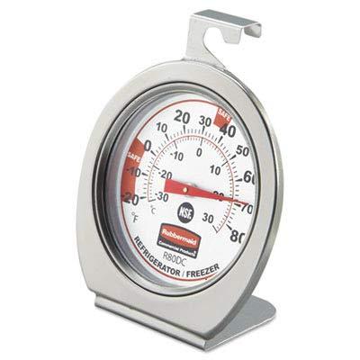 Pelouze R80DC Refrigerator/Freezer Thermometer