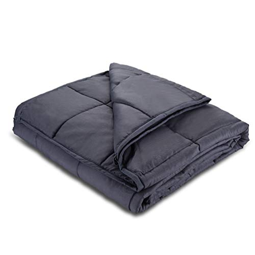 Cheap Weighted Blanket - Premium Classic -40 x60 -3lb Black Friday & Cyber Monday 2019