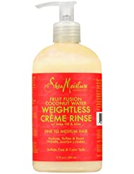 SheaMoisture Fruit Fusion Cream Rinse - 3PC