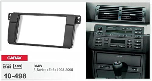 498 Fa/çade d/'autoradio 2 DIN Autostereo 11