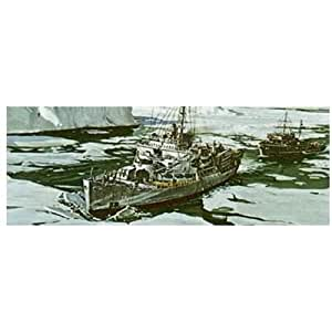 00015 - Revell - USS Burton Islandia (rompehielos), 87 partes