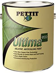 Pettit Paint Ultima ECO, Black, Pint 1808
