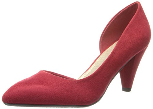 CL by Chinese Laundry Angelina, Women's Angelina Chili Red Suede
