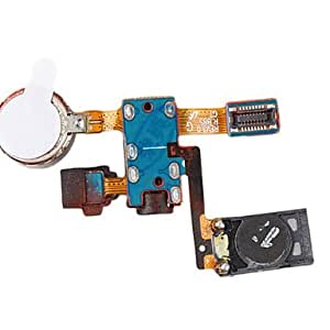 get Replacement Earpiece Speaker Headphone Jack Vibrator Flex Cable for Samsung Galaxy S2 I9100