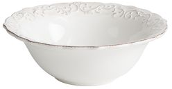 Antique Scroll Cereal Bowl | Pier 1 Imports