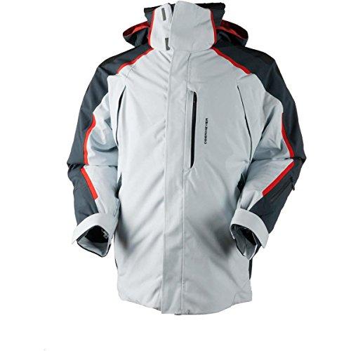 Obermeyer Mens Charger Jacket (Vapor / Large)
