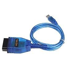 Findway VAG-COM KKL 409.1 USB Interface diagnostic cable for AUDI & Volkswagen - OBD2 / OBDII