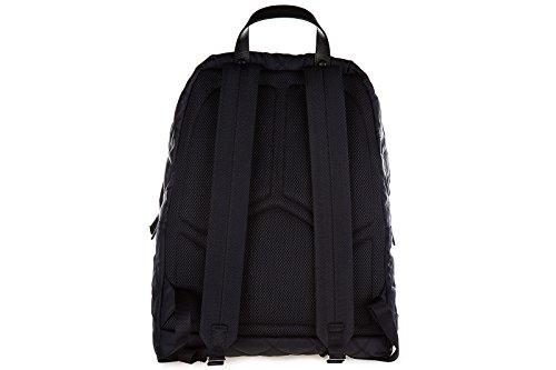 Prada sac à dos homme en Nylon blu