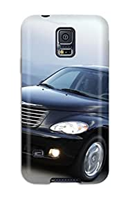 Galaxy S5 Hard Back With Bumper Silicone Gel Tpu Case Cover Chrysler Pt Cruiser