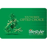 Lifestyle Gift Card (Pack of 3)