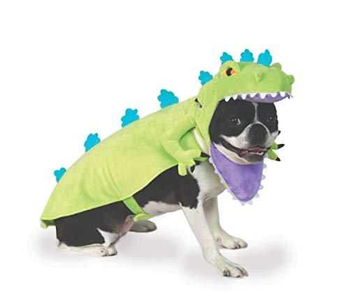 Nickelodeon 580648-S Rugrats Reptar Pet Costume, Small ()