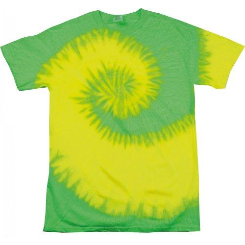 Maglietta Cotone Colortone Donna Aurora 100 8EaqaAwd