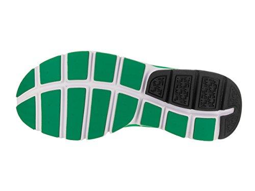 Nike Heren Sok Dart Loopschoen Wolf Grijs / Wolf Grijs-stadion Groen-wit
