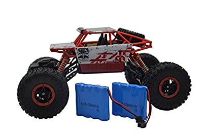 Blomiky C181 10 Inch 1:18 Scale 4WD High Speed Racing Cars Electric Buggy Hobby Car Fast Race Off-Road RC Truck Vehicle C181 Red