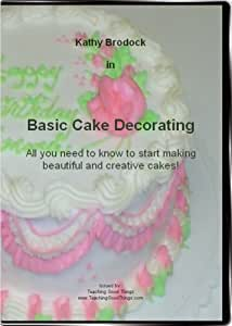 Basic Cake Decorating