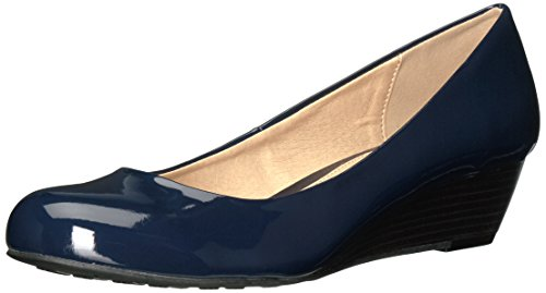 Cl Da Brevetto Cinese Per Scarpe Da Donna Womens Marcie Wedge Pump Navy
