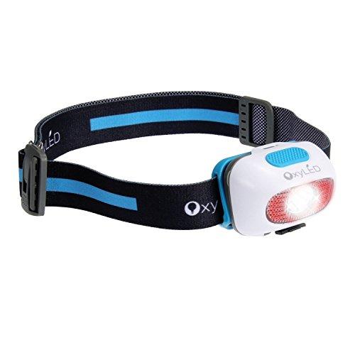 OxyLED Rechargeable Waterproof Flashlight Adjustable