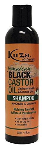 Kuza Naturals Jamaican Black Castor Oil Shampoo by Kuza