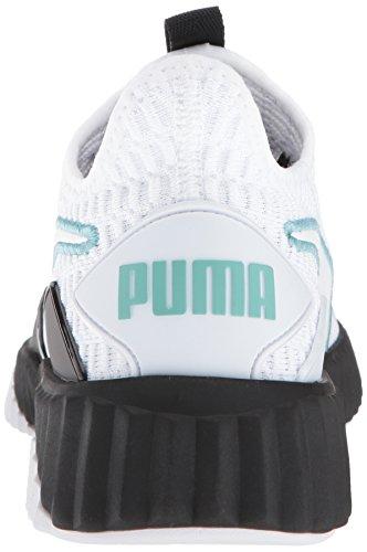 Puma Defy Wn's Black Scarpe puma Fitness Donna 2 White TgTqaPF