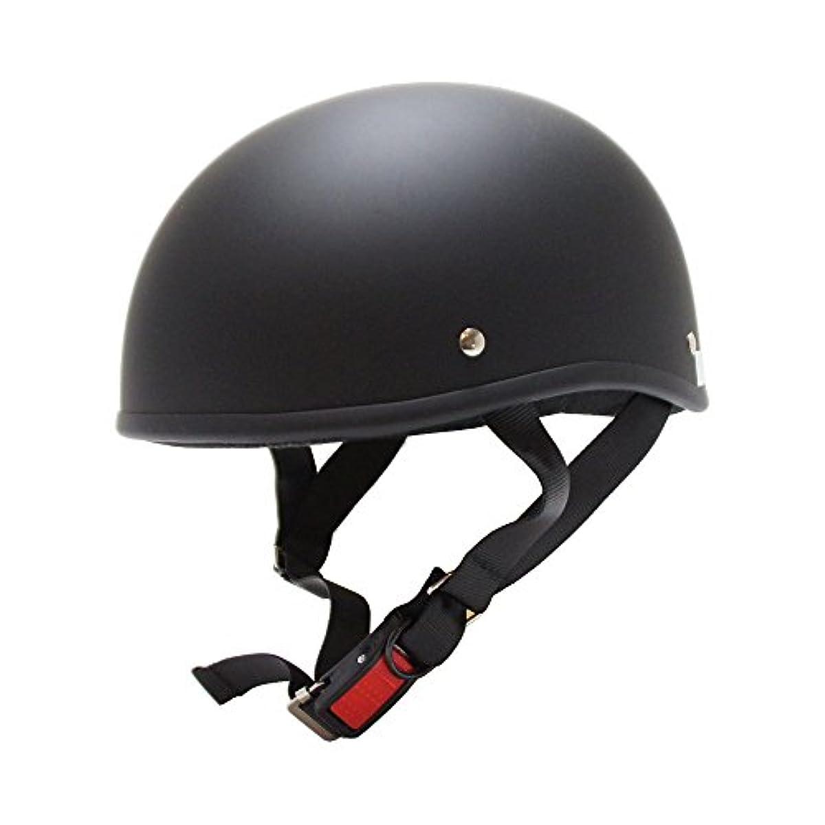 [해외] [B 앤드 B] 오토바이용 덕 테일 헬멧 SG마크 적합성피혁품 매트 블랙 프리 사이즈 BB-700