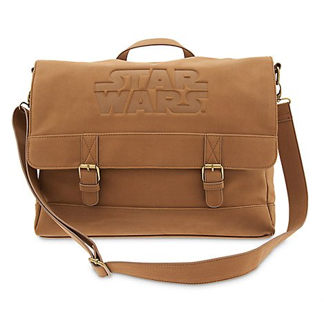 Star Wars Embossed Messenger Bag With Shoulder Strap