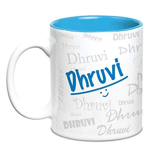 Hot Personalised Mug Dhruvi Name Muggs Me Buy Graffiti Ceramic SzVqMpGU