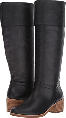 UGG Women's Carlin Harness Boot,Black,8 M US by UGG