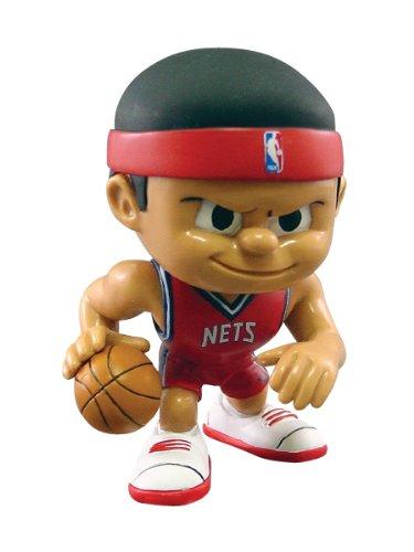 (Lil' Teammates Brooklyn Nets Playmaker NBA Figurines)