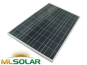 Infinium 100W 100W Prime Panel Solar 12V Carga de la batería