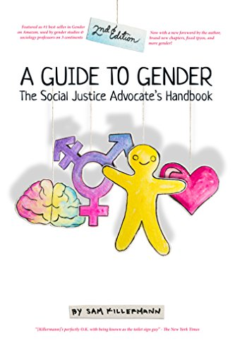 amazon com a guide to gender 2nd edition the social justice