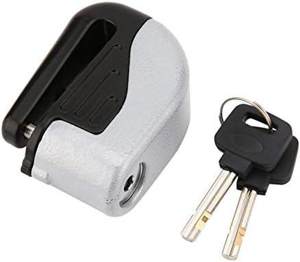 6mm Motorcycle Motor Bike Disc Electron Security Lock Alarm