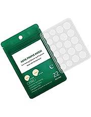 Acne Healing Patch Gezicht Puistje Absorberende Cover Huid Acne Behandeling Sticker Hydrocolloïde Puistje Patches Nachtgebruik 22 STKS