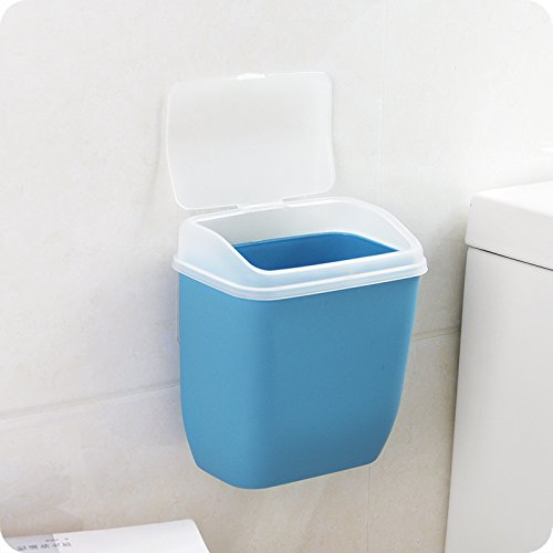 Kxzdas No Trace Of Pasted Wall Mounted Plastic Bins And