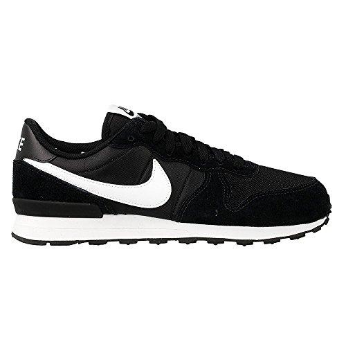Nike Men's Internationalist (Gs) Running Shoes Black / White-black L96Sd