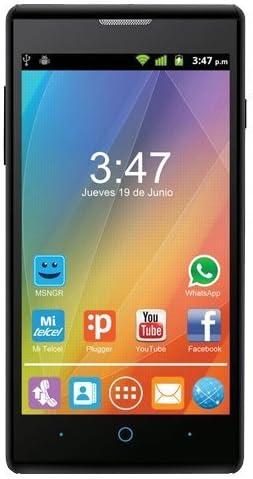 ZTE Kis II MAX - Smartphone Movistar Libre de 4