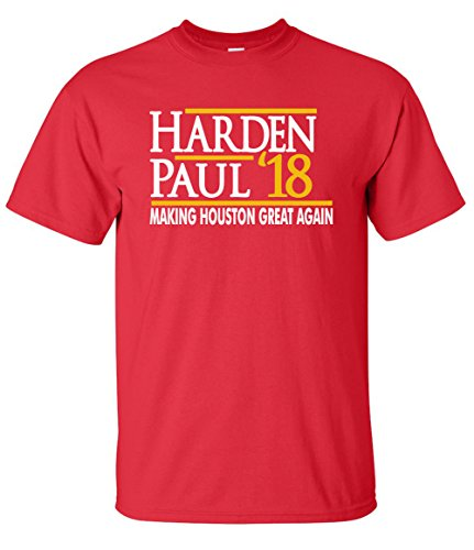 UndergroundPrinting Red Houston Harden Harden Paul 18