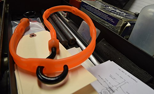 The Perfect Bungee by BihlerFlex, AS36NG Adjust-A-Strap Adjustable Bungee, 36'', Safety Orange by The Perfect Bungee (Image #1)
