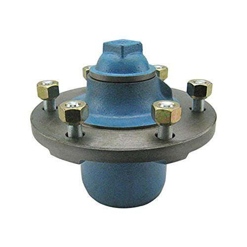 C9NN1104D New Ford Tractor Front Hub 5000, 5100, 5200, 7000, 7100, 7200, 5600+