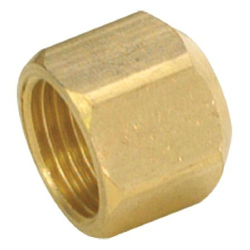 Ez-Flo 65247LF Compression Cap (61cp Series) 3/8''