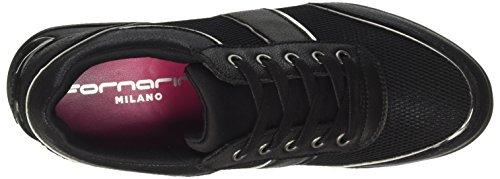 Fornarina Damen Daily Sneaker Nero (nero)