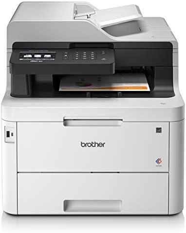 Brother Impresora Laser|Couleur |silencieuse |Connexion Ethernet ...